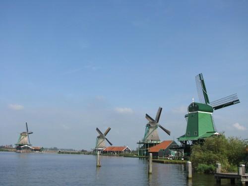 Du lịch Hà Lan, đến thăm xứ sở hoa Tu Lip